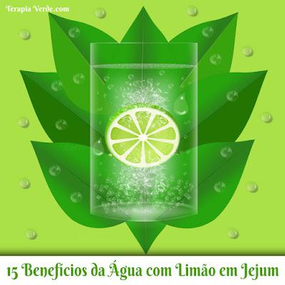 15 Benefícios da Água com Limão em Jejum