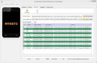 Huawei Y520-U22 dead boot repair - Online GSM Fix