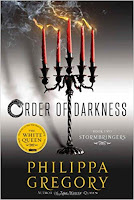 Stormbringers (Order of Darkness 2) by Philippa Gregory book cover and review