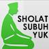MENJAGA SHALAT SHUBUH