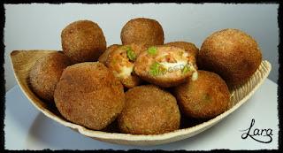 http://cucinaconlara.blogspot.it/2017/02/arancine-di-riso-con-piselli-senza-carne.html