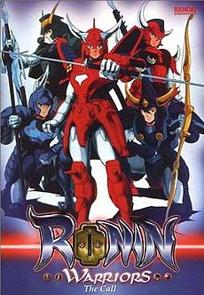 Download Ronin Warriors ( Yoroiden Samurai Troopers ) Subtitle Indonesia Sub Indo TAMAT