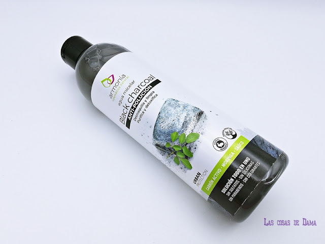 Armonía Cosmética Natural made in spain cleanser limpieza beauty agua micelar