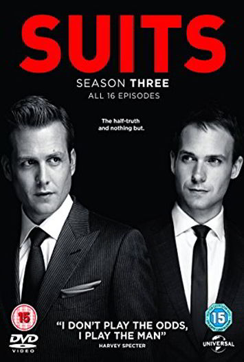 Suits Temporada 3 Completa HD 1080p Latino Dual