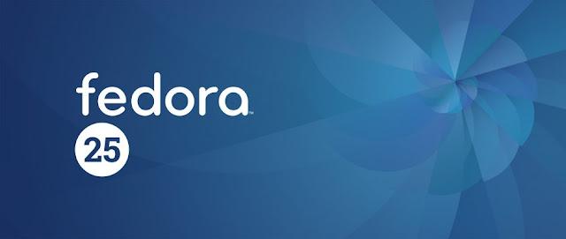 Lançada versão final do Fedora 25