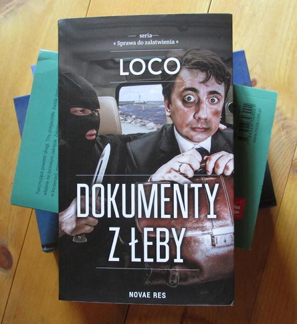 """""""Dokumenty z Łeby"""", czyli polecam na okładce!"""