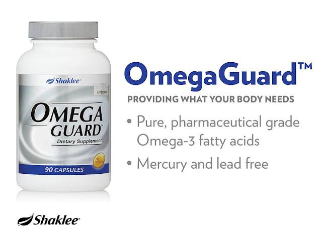 harga omega guard shaklee
