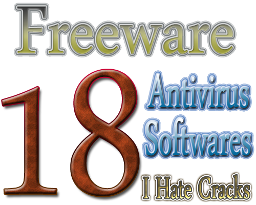Top 18 Freeware Antivirus Softwares
