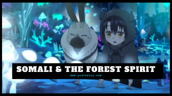 Somali and the Forest Spirit Anime Adaptation