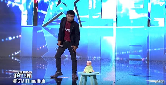 PGT Judges Lauded Rodimer Baselotte For A One Of A Kind Song Number!