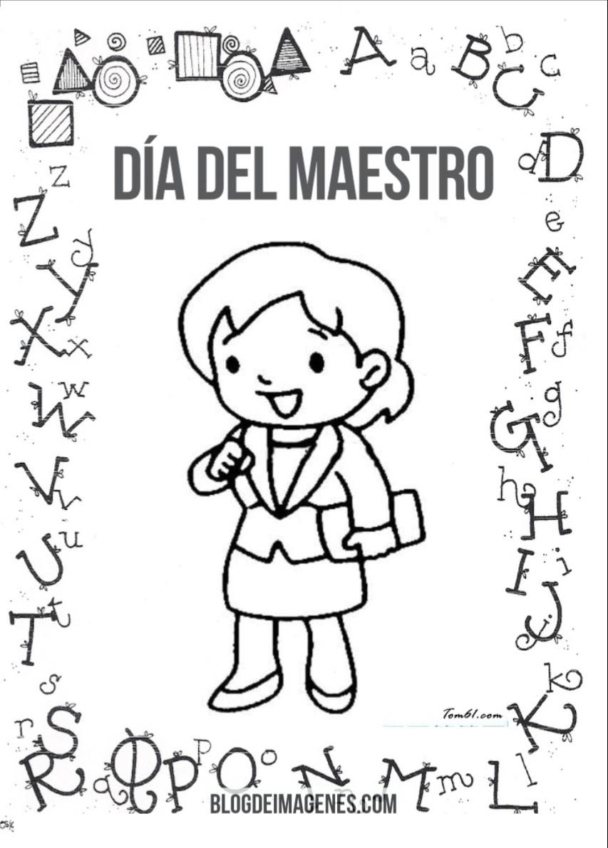 Día Del Maestro Imágenes Y Postales De Maestros Blog De