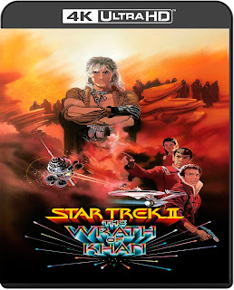 Star Trek II: The Wrath of Khan [2 IN 1] [1982] [UHD] [Castellano]