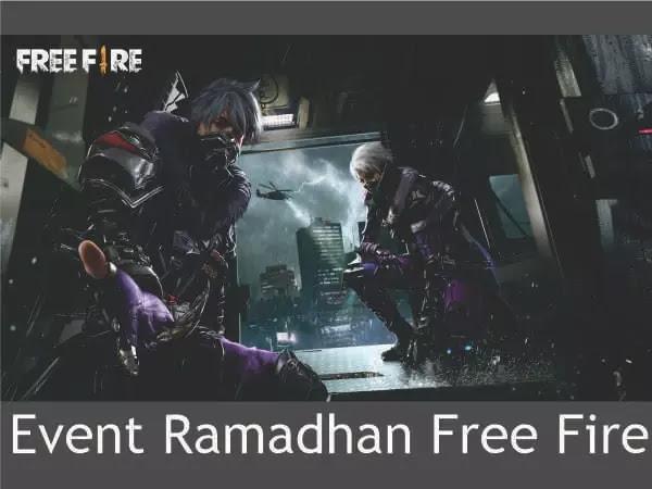 Cara Mendapatkan Token Free Fire di Event Bulan Ramadhan