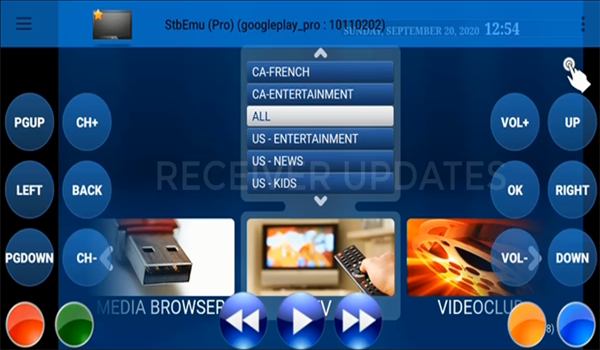 STB EMU | STB EMU PRO DREAM IPTV CODE 2020 | FREE STB EMULATOR 27-09-2020