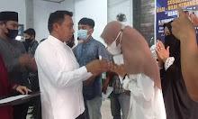 Syaharuddin Alrif Berkunjung di  UMS