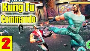 Kung Fu Commando - Game Fighting Android