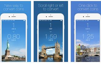 OGGI GRATIS: Utilissima App per convertire valute in modo semplice e intuitivo