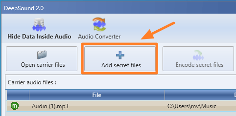 cara-menyembunyikan-file-dengan-audio
