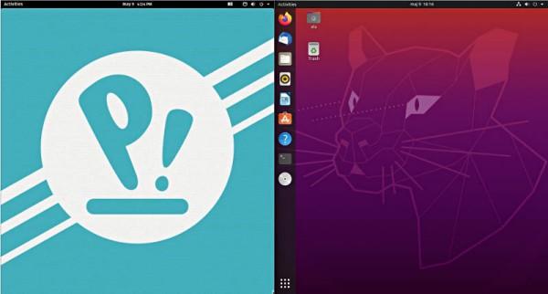 مقارنه بين نظام Pop! _OS 20.04 ونظام Ubuntu 20.04