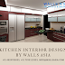 Kitchen Interior Designs by Walls Asia Architects and Engineers