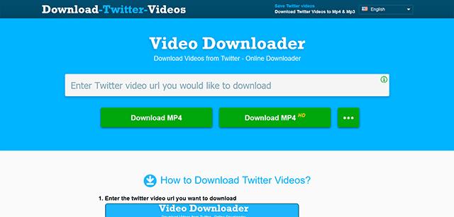 Cara Download Video Twitter Tanpa Aplikasi