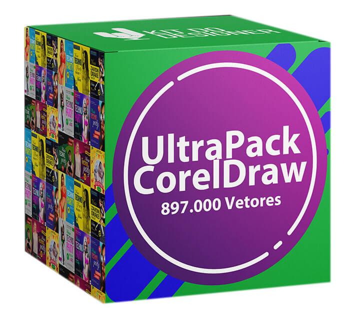 Mega Pack CorelDraw Download Grátis