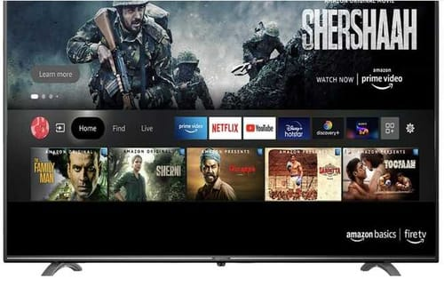 Amazon wants to bring a branded TV to the market