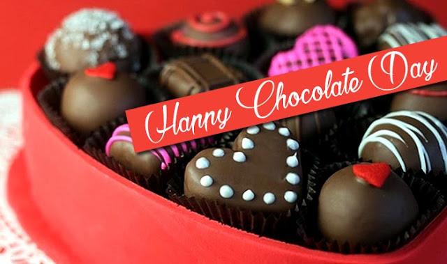 Chocolate Day wishes
