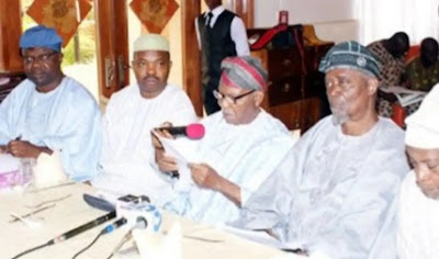 China Loans: Afenifere Sends Warning To FG, Says Yoruba Lands Are Off Limits