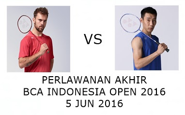 Final BCA Indonesia Open 2016