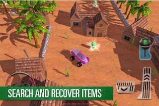 Game Parker's Driving Challenge App