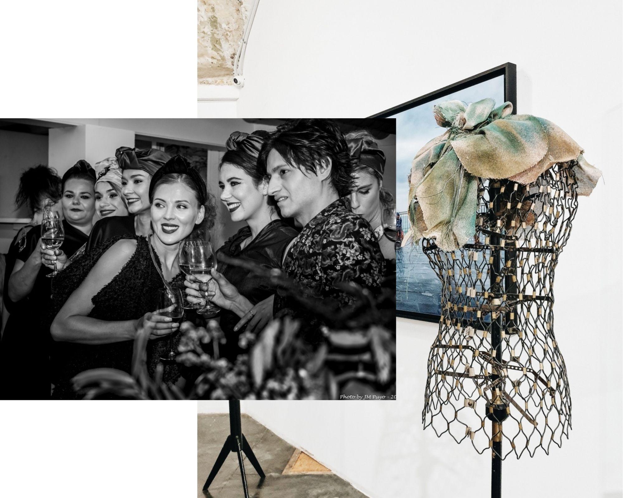 Wine and Silk, un evento que fusiona la pasión por el arte.
