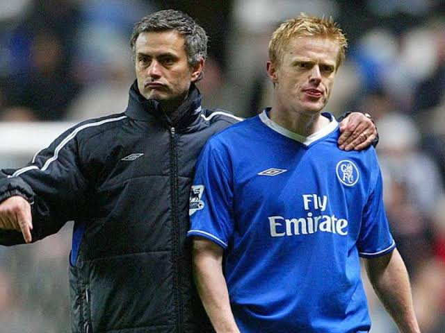 Damien Duff opens up on drinking at Chelsea: 'It builds a good bond between is