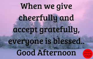 afternoon wishes quotes