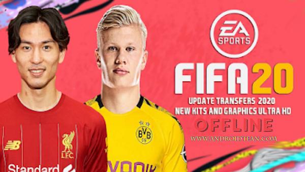 FIFA 2020 MOD PS4 Camera Offline Download
