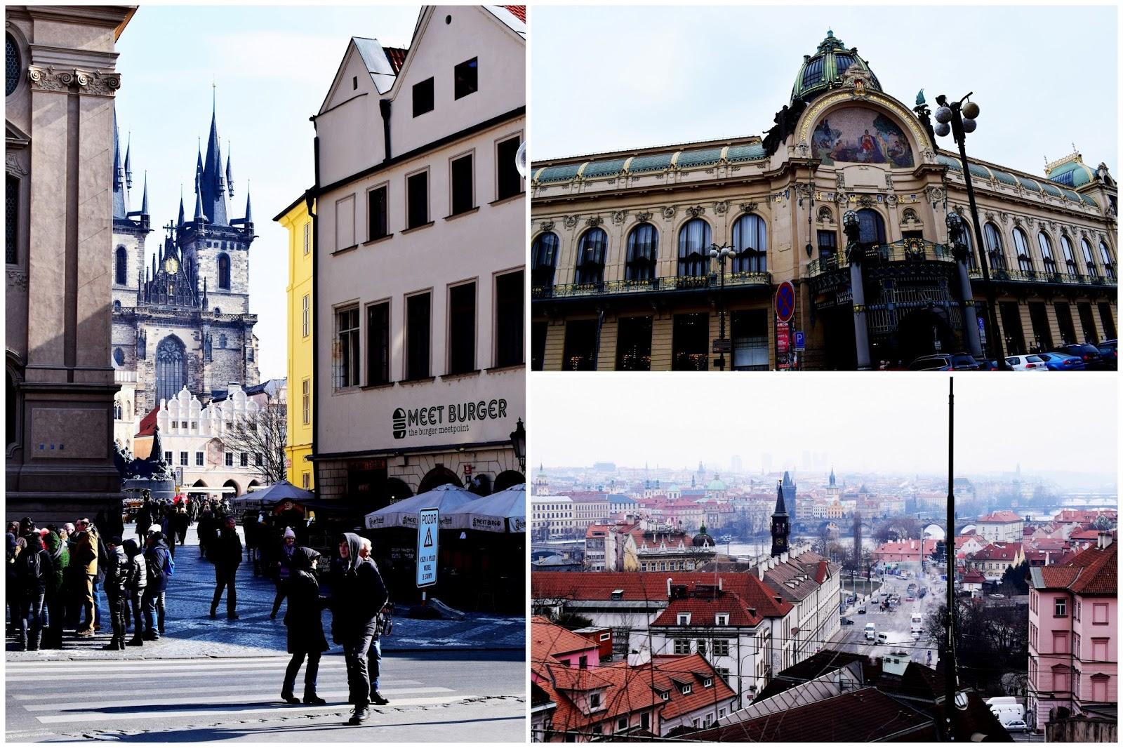 Co warto zobaczyć w Pradze