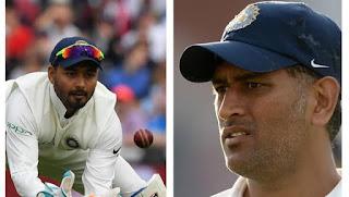 India vs West Indies: Rishabh Pant beats MS Dhoni to script new milestone in Te...