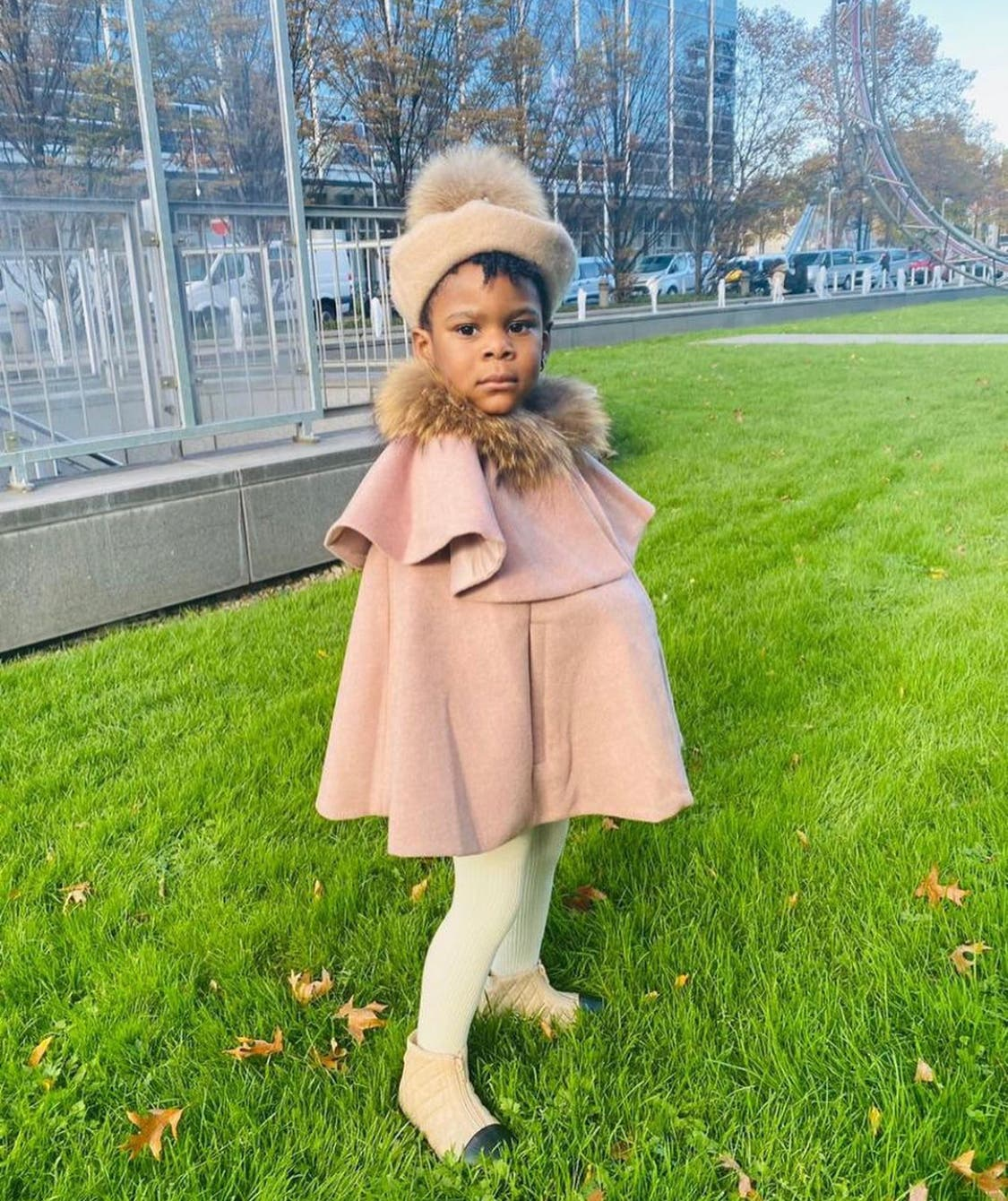 Patoranking Shares Cute Photos Of His Daughter, Wilmer #Arewapublisize