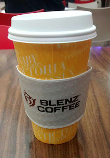Blenz Coffee Medium Columbian Sunrise