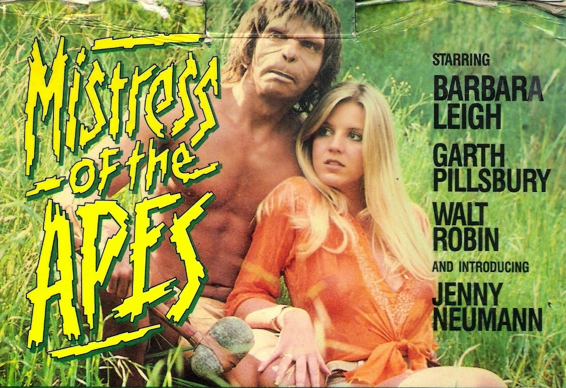 Mistress of the apes (1977) Larry buchanan