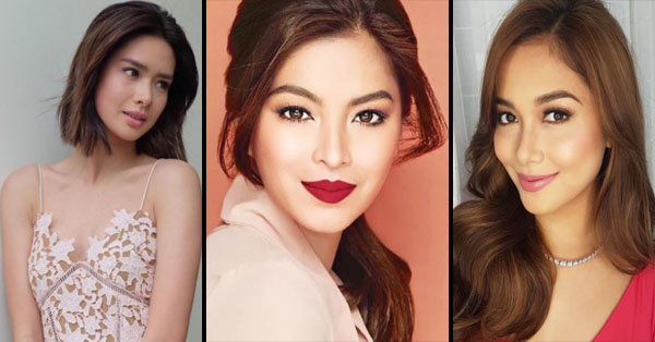 Koreans Reacted to the Top 10 Gorgeous Female Celebrities in PH! Watch How They Reacted Upon Seeing Angel Locsin!