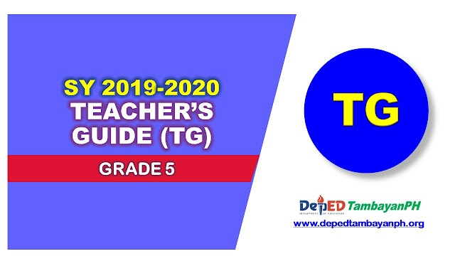 Teachers Guide (TG) | Grade 5