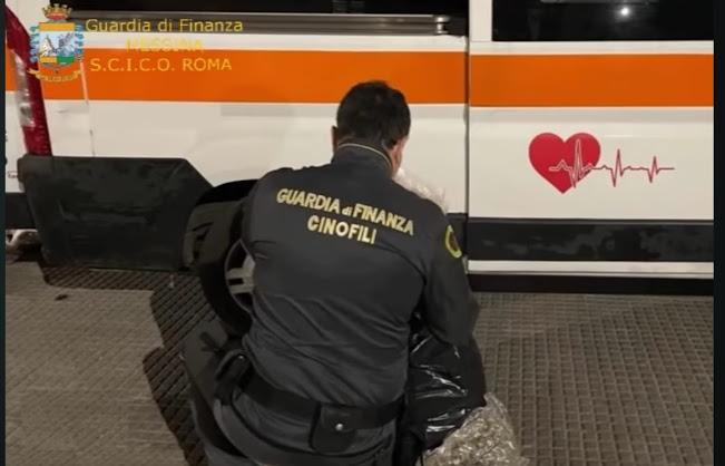 """Operazione """"Red drug"""" - Sgominata organizzazione che si avvaleva anche di ambulanze per il trasporto di droga"""