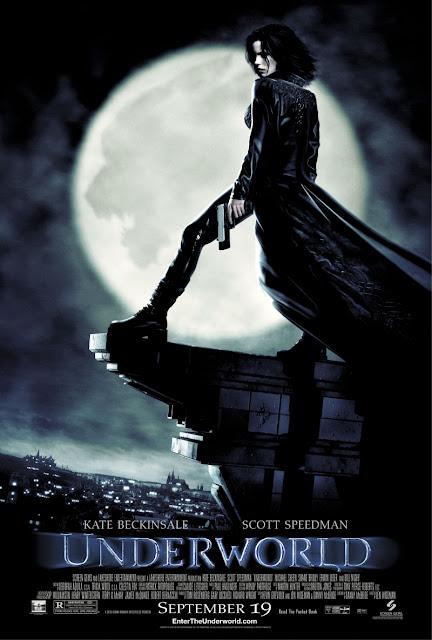 Póster película Underworld