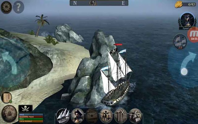 Tempest: Pirate Action RPG 1.2.8 Apk + Mod
