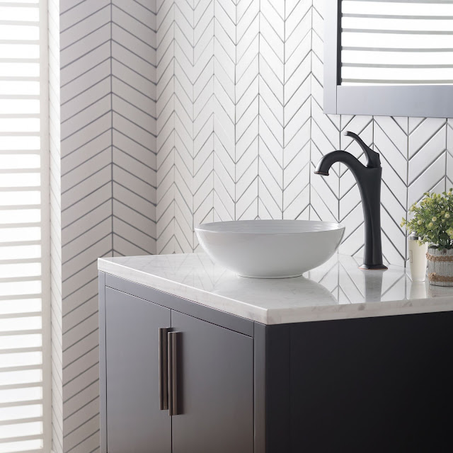 different types of vessel sink