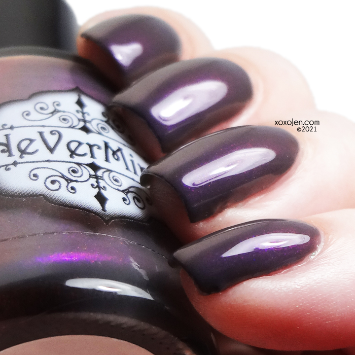 xoxoJen's swatch of Nevermind Flayer of Minds
