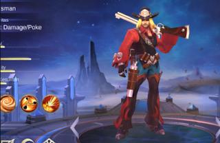 Hero Clint Mobile Legends Terbaru