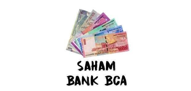 Saham Bank BCA
