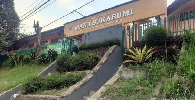 MAN 1 Sukabumi Angkat Bicara soal Siswa Kibarkan Bendera Khas HTI